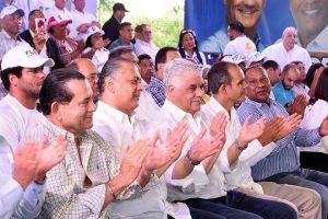 SFM: Vargas dice PRD ganará mayoría alcaldías de la provincia Duarte