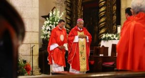 Arzobispo Metroplitano de SD valora trabajo del Procurador en cárceles