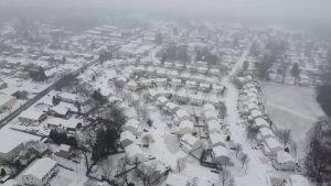 Mezcla invernal deja caos vial en Nueva York y el área triestatal