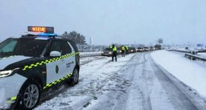 ESPAÑA: Temporal causa al menos once muertos y cinco desaparecidos