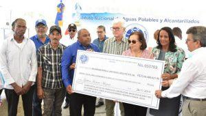 PERAVIA: Inapa invertirá 700 millones en obras para optimizar servicio