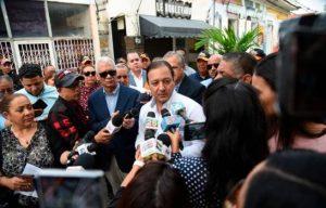 """Alcalde califica de """"acto vandálico"""" destrucción Bulevar de los Artistas"""
