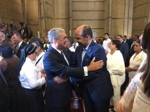 Ramfis Trujillo aboga por un diálogo para debatir problemas nacionales