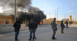 IRAK: Varios proyectiles impactan en Bagdad y base militar de EE.UU.