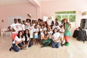 Voluntariado BC realiza donaciones a hogares de acogida para niñas