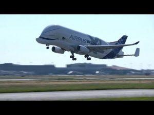 BelugaXL, el nuevo avión de carga gigante de Airbus
