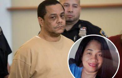 A 17 años de cárcel condenan a un dominicano asesinó su exesposa