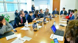 Alcalde DN muestra en PNUD logros 'Sto. Domingo Siempre Transparente'