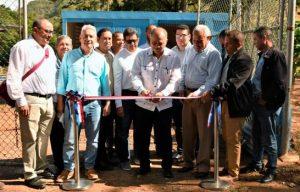 Inauguran estación bombeo de agua potable en Sajoma