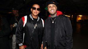 Daddy Yankee y Nicky Jam cantan en Times Square nuevo éxito «Muévelo»