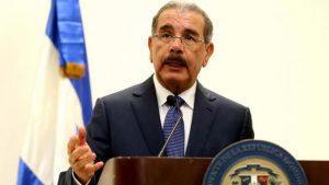 La reveladora ausencia presidente  dominicano en la campaña electoral