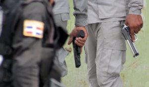 SANTIAGO: Policía mata hombre al que atribuye asesinato 3 personas