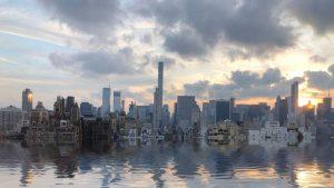 NY estudia construir barrera para protegerse de inundaciones