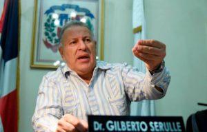Candidato alcalde del PRD plantea construir 25 obras viales en Santiago