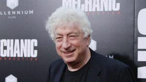 """Productor de """"Rambo"""" recibe un premio a su carrera en RD"""