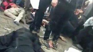 IRAN: Más de 40 personas murieron en estampida en funeral Soleimani
