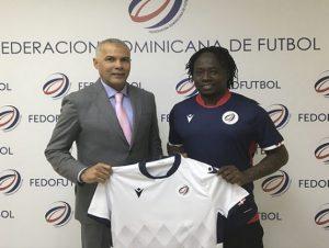 Wilkenson Pierre es nuevo entrenador selección fútbol sub-20