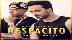 Despacito es mejor canción latina de la década, según revista Billboard