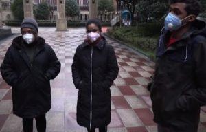 Gestionan regreso de 8 estudiantes de R. Dominicana varados en China