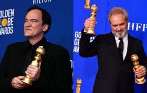 """""""Once Upon a Time…in Hollywood"""" y """"1917"""" vencen en los Globos de Oro"""