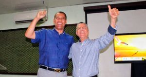 Guido Gómez Mazara anuncia apoya M. Jiménez en Santo Domingo Este
