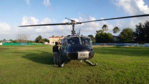 PUERTO PLATA: Base Aérea se une a búsqueda de hombre desaparecido