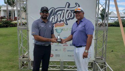 Hiram Silfa obtiene máximos honores parada del Tour Canita de golf