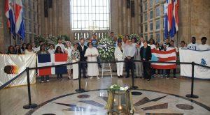 Conmemoran el 181 aniversario del natalicio Eugenio María de Hostos