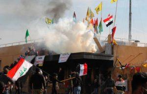 IRAK: Al menos cinco civiles heridos por impacto de misiles en una casa