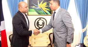 Jamaica y RD buscan fortalecer aún más sus relaciones diplomáticas