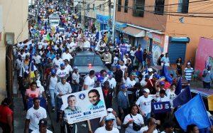 Jiménez encabezará este sábado caravana por Santo Domingo Este