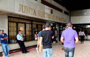 Santiago con más de 591 mil votantes hábiles para comicios de febrero