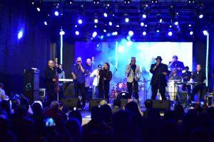 Despliegue de música caribeña en Jacktar y el anfiteatro de Puerto Plata