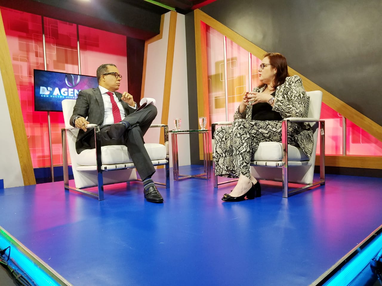 Ministra de la Mujer dice 30% de los hombres son violentos y agresores