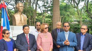 PUERTO RICO: Conmemoran 207 aniversario del natalicio de Duarte