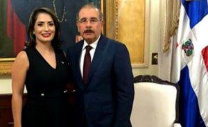 ARGENTINA: Embajadora R. Dominicana presenta plan de trabajo al Presidente