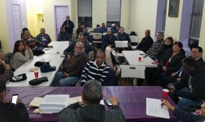 Peledeistas de El Bronx conforman equipo campaña en apoyo a Gonzalo