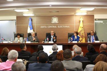 JCE y juntas electorales revisan la logística de las próximas elecciones