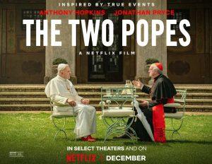 """Crítica de cine: """"The Two Popes"""""""