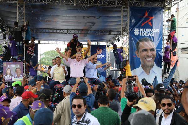 Gonzalo Castillo asegura el PLD y sus aliados pasarán el rolo a la oposición