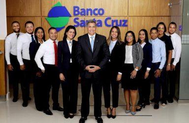 PUERTO PLATA: Banco Santa Cruz abrió un nuevo centro de negocios