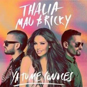 Thalia lanza tema urbano 'Ya tú me conoces' con Mau y Ricky
