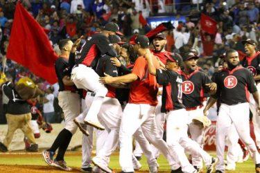 Se produce triple empate en segundo lugar RR del beisbol dominicano
