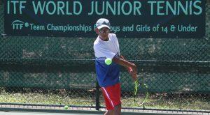 Catorce países jugarán torneo de tenis WJT en Santo Domingo
