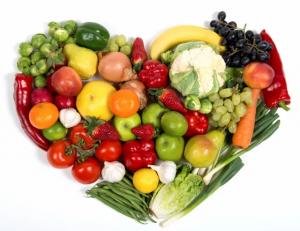 Un corazón saludable requiere buena alimentación y ejercicio