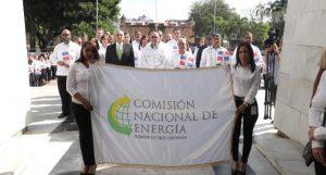 Comisión Nacional de Energía exhorta seguir valores padres de la patria