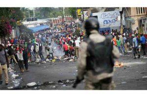 Prohibición de sindicatos policiales genera descontento en Haití