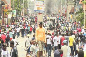 Sindicalistas de Haití instan a políticos a solucionar la crisis