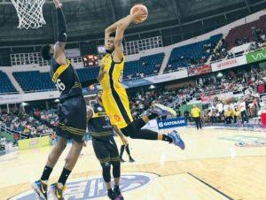 Equipos se alistan para el Torneo de Baloncesto Superior del Distrito