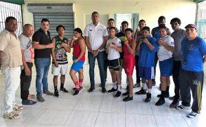 Comienza Copa Independencia de Boxeo Santiago-2020